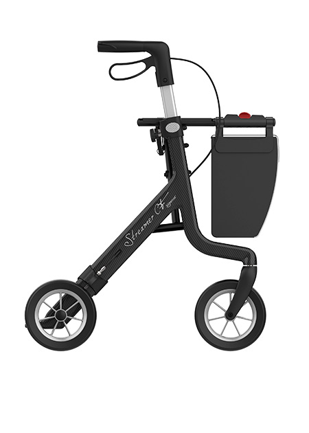 Rollator Carbon Streamer CF